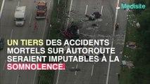 Trop manger avant de prendre la route peut entraîner un accident mortel