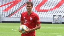 Bayern - Les premiers pas de Pavard à l'Allianz Arena