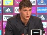 """Bayern - Pavard : """"J'ai faim, je n'ai pas peur et j'ai envie de gagner des titres"""""""