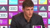 """Bayern - Pavard : """"Avoir une chanson ici aussi en allemand !"""""""
