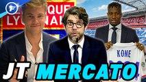 Journal du Mercato : l'OL fait sauter la banque, le Barça frappe un grand coup
