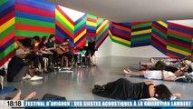 Festival d'Avignon : des siestes acoustiques à la Collection Lambert