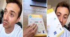 Hugo Clément dénonce le lobby du lait dans les écoles dans une vidéo révélatrice !