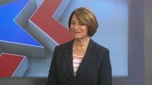 2020 candidate Sen. Amy Klobuchar unveils health care proposal for seniors