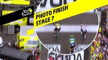 Photo finish - Étape 7 / Stage 7 - Tour de France 2019