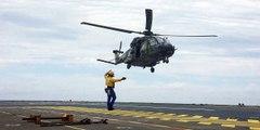 REPORTAGE - 48 heures à bord du porte-hélicoptères Mistral