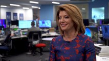 "Norah O'Donnell on the debut of the ""CBS Evening News"""