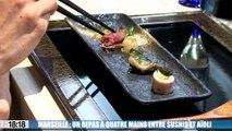 Marseille : un repas à quatre mains entre sushis et Aïoli