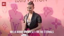 Millie Bobby Brown Heads To Marvel