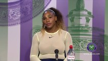 Serena Williams Had No Idea People Were Roasting Meghan Markle at Wimbledon