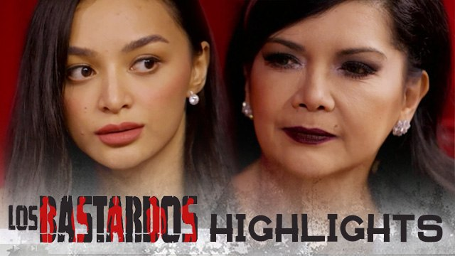Catalina, may planong sirain ang kasal nina Isagani at Isay | PHR Presents Los Bastardos