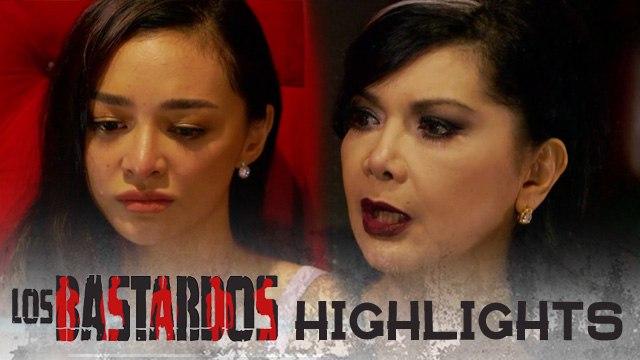 Catalina, pinayuhan si Dulce na tibayan ang loob | PHR Presents Los Bastardos