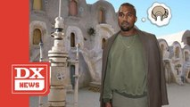 """Kanye West To Build """"Star Wars"""" Inspired Low Income Housing In L.A."""