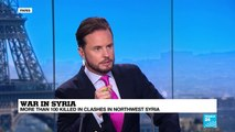 Syria : decisive but very limited confrontation around Idleb