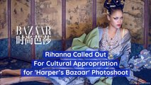 Rihanna's Recent Photoshoot Causes Problems
