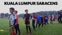 Kuala Lumpur Saracens | Growing the game in Malaysia