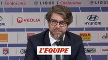 Juninho la concurrence des gardiens est «un bon problème pour l'entraîneur» - Foot - L1 - OL
