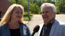 Humour et musique : « Les inséparables » de l'été à la Roche à Veillon