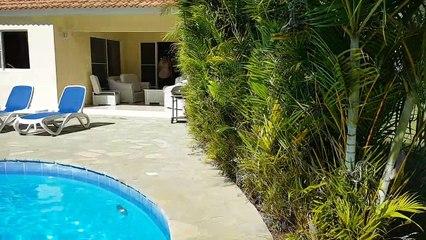 République  Dominicaine à  SOSUA - Résidence Hispaniola - villa de 185 m2 de  2 chambres avec Piscine