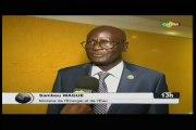 ORTM/Le President de la république prend part à la 21 ème session ordinaire de la Conférence des chefs d'Etats de l'UEMOA à Abidjan