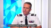 L'invité de la rédaction - 12/07/2019 - Gonzague Prouvost, commandant du groupement de gendarmerie départementale 37