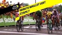 La minute Maillot Vert ŠKODA - Étape 7 - Tour de France 2019