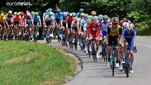 Groenewegen remporte la septième étape du Tour de France