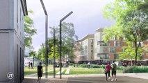 Beaumont Cheauvau : un nouveau quartier à Tours