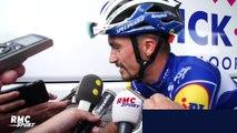 """Tour de France : """"J'ai essayé de récupérer au maximum"""" affirme Alaphilippe"""