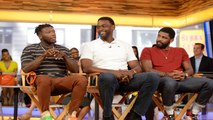 Nate Robinson Applauds Kyrie's Move to Nets: 'For Him, That's Home'