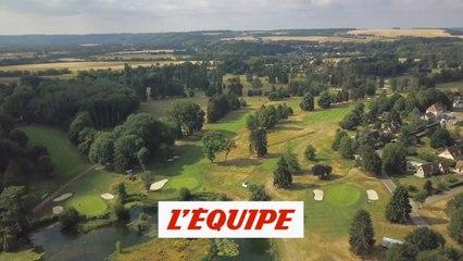 Les Français s'accrochent - Golf - Ch Tour