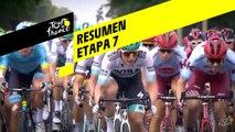 Resumen - Etapa 7 - Tour de France 2019