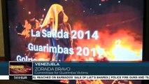 The Violence of Venezuela's Far-Right Protests
