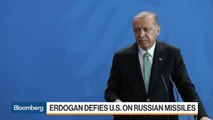 Turkey Receives Russian Missiles Opposed by U.S.