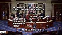 House Votes To Extend 9/11 Victims Compensation Fund For Decades
