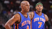 Kenyon Martin Wishes Chauncey Billups Wouldn't Have Publicly Criticized Carmelo Anthony