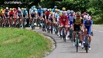 Tour de France: mezőnyhajrá után holland szakaszgyőzelem