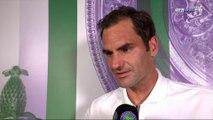 "Roger Federer : ""Les matchs contre Nadal sont toujours particuliers"""
