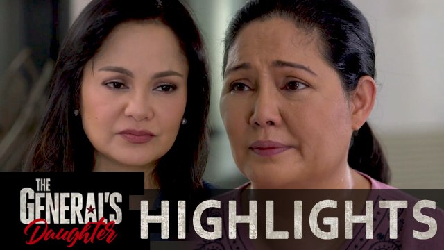 Sabel motivates Corazon | The General's Daughter