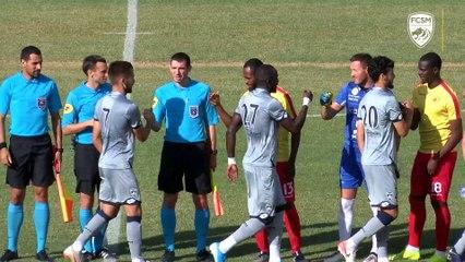 Le résumé du match de préparation FCSM-Lyon Duchère AS (0-1)