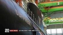"""Marine nationale : dans les coulisses du sous-marin nucléaire """"Suffren"""""""