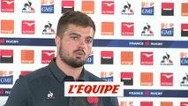 Alldritt «On ne va pas à la Coupe du monde pour perdre tous les matches» - Rugby - XV de France