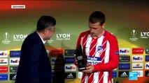 Football : l'Atletico de Madrid juge insuffisants les 120 millions d'euros du transfert d'Antoine Griezmann