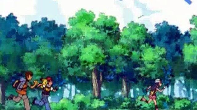 Pokemon Season 10 Episode 46 A Maze-ing Race