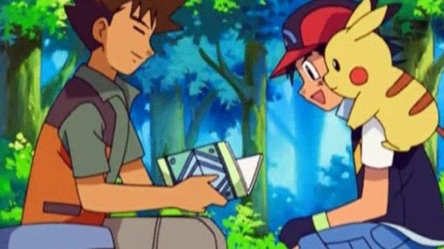 Pokemon Season 10 Episode 47 Sandshrew's Locker