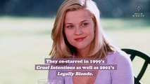 "Reese Witherspoon posted a time capsule picture with Selma Blair, and now we need to watch ""Cruel Intentions"" again"