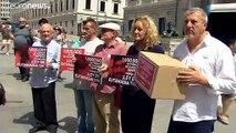 Egymillió aláírás az eutanáziáért