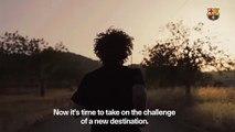 (Subtitled) FC Barcelona release video featuring Antoine Griezmann