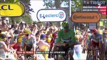 Tour de France : les sprinters, une caste à part