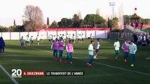 Football : Antoine Griezmann change de dimension à Barcelone